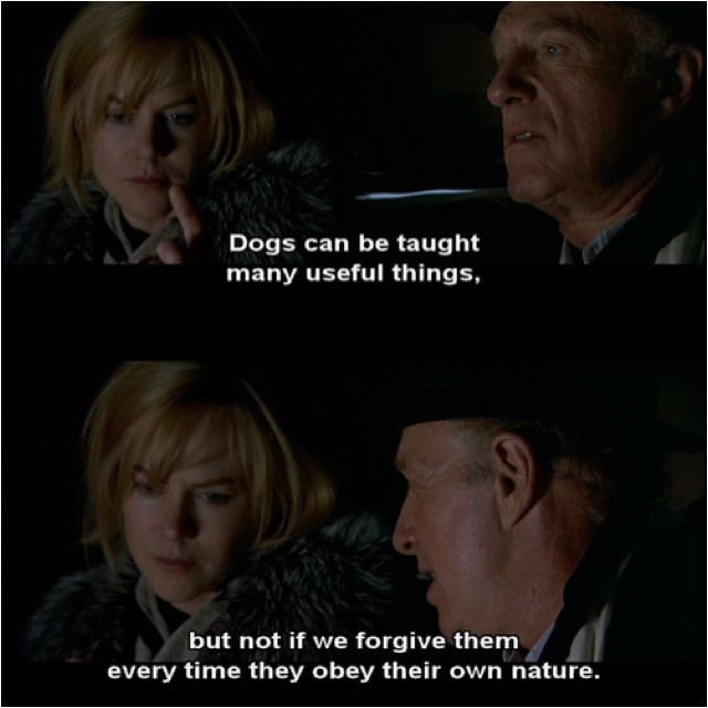 Dogville, a town gone wrong.
