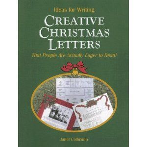 Ideas for creative christmas letters christmas letters creative ideas for creative christmas letters spiritdancerdesigns Image collections