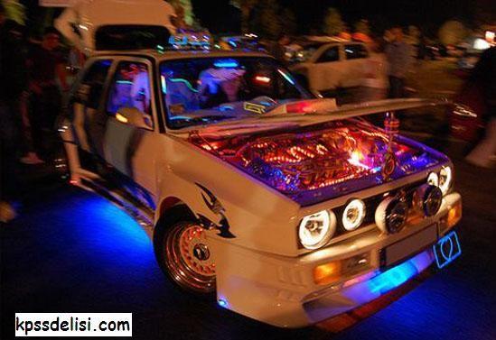 Modifiyeli Araba Resimleri Araba Modifiye Arabalar Otomobil