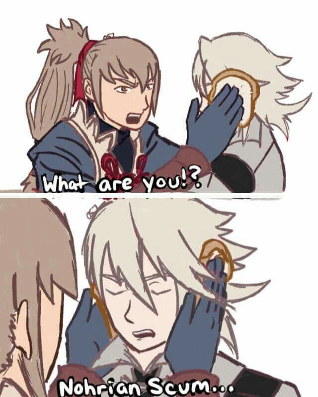 This is too much! XD | Fire Emblem: If/Fates X Gordon Ramsey