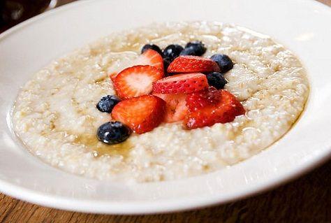 Cara Mengolah Oatmeal Sebagai Menu Diet Makanan Oatmeal Diet