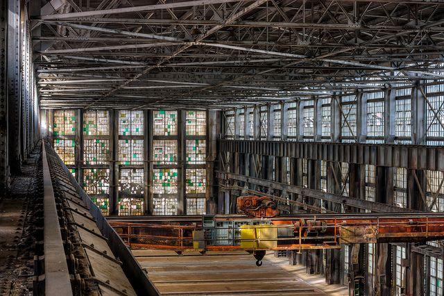 Albuquerque Railyards [OC] : Albuquerque