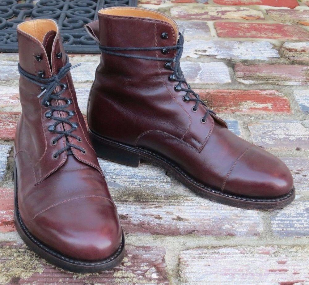 Details About Men S Genuine Eel Skin Cowboy Western J Toe