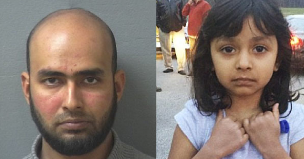 Muslim Father Caught Doing Something Horrifying to Get Rid of His 3-Year-Old Daughter