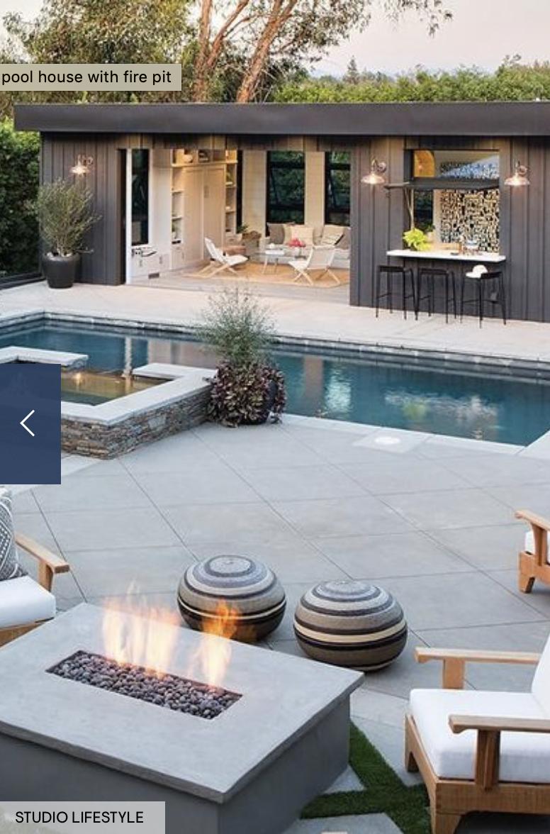 22 Pool House Design Ideas That Make Life Feel Like A Permanent Vacation Pool House Bathroom Pool Patio Small Pool Houses