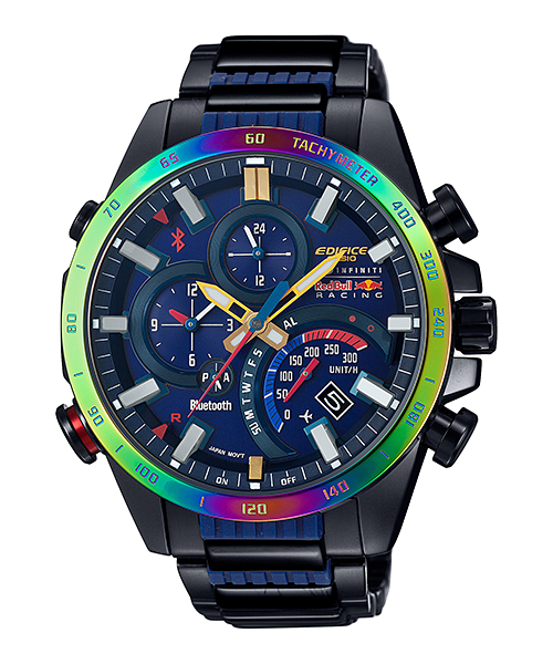 bdd56cd25351 Promo  Edifice Infiniti Red Bull Racing Limited Edition