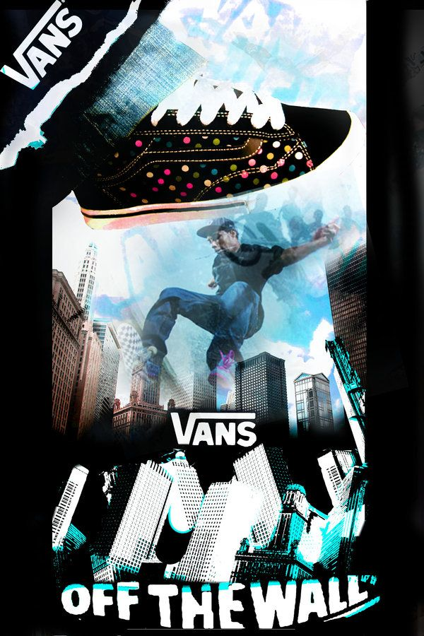 wallpaper vans off the wall iphone