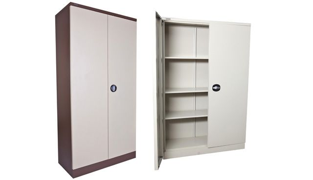 Our #office #cupboards Come In Trendy #designs And Are Provided With  Adjustable Shelves To Suit The Modern Jet Setting Office Requirements.