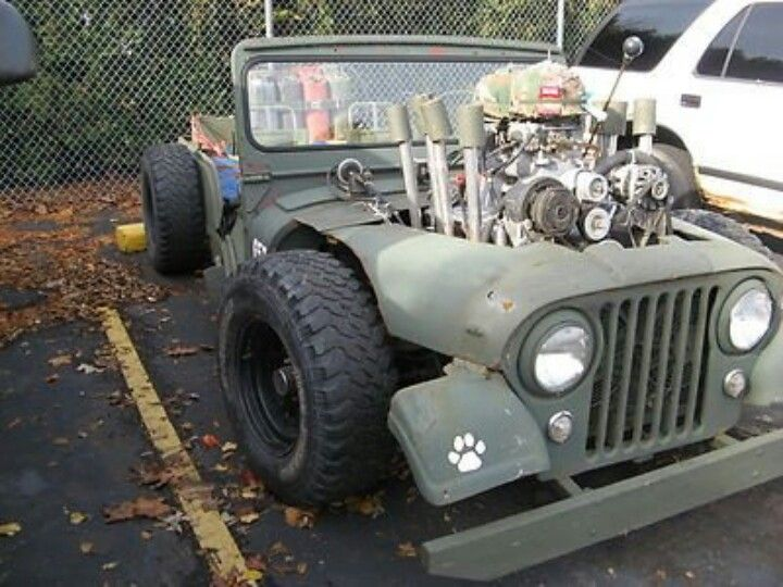 Jeepreconrat ☆military Inspired Vehicle Design☆ Jeep
