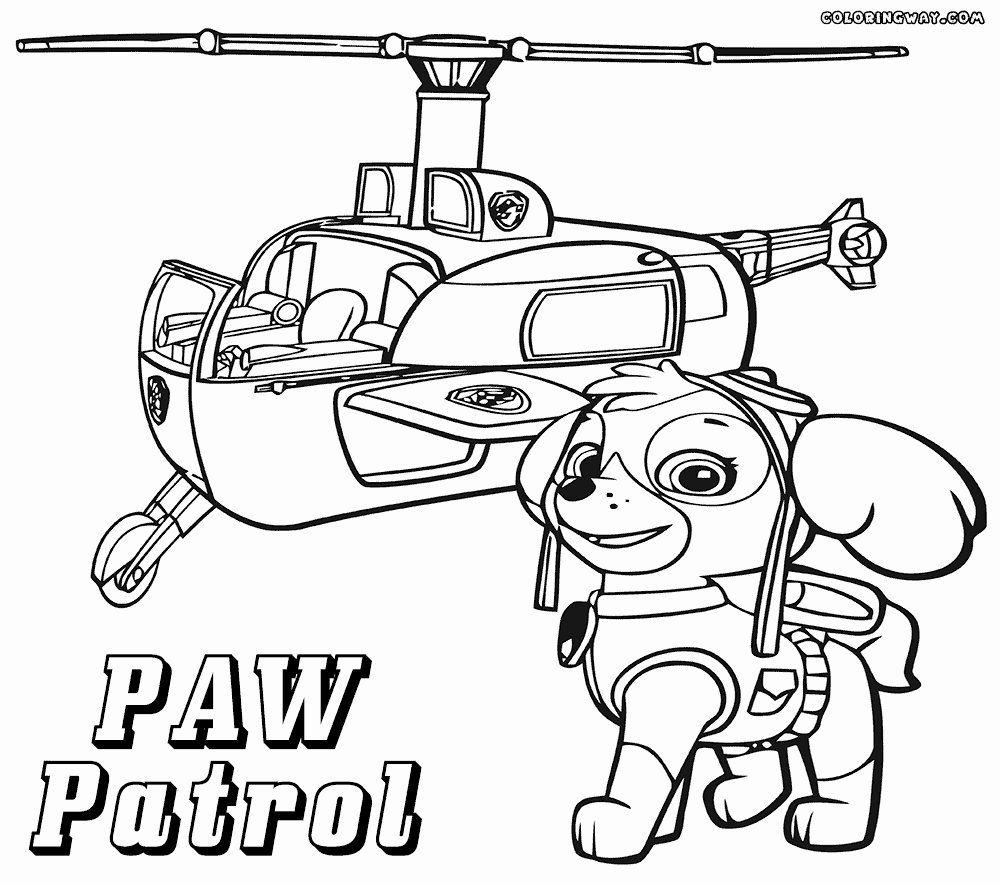 Skye Paw Patrol Coloring Page New Paw Patrol Coloring Pages Printable Paw Patrol Coloring Pages Coloring Pages Paw Patrol Coloring