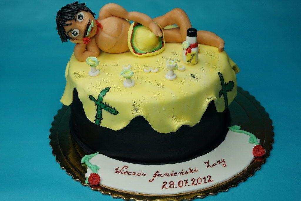 Fabulous Hen Fiesta Cake By London Cakes Birthday Cakes Wedding