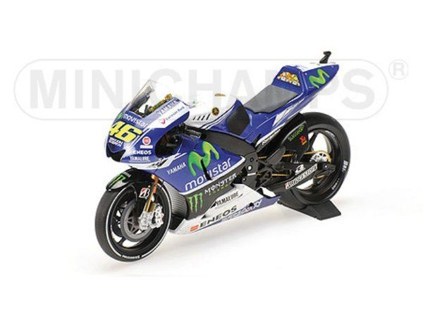 The Minichamps 1 12 Yamaha Factory Racing Valentino Rossi Motogp 2014 Phillip Island Is Part Of The Fantastic Minichamps Rossi C With Images Diecast Racing Bikes Car Model