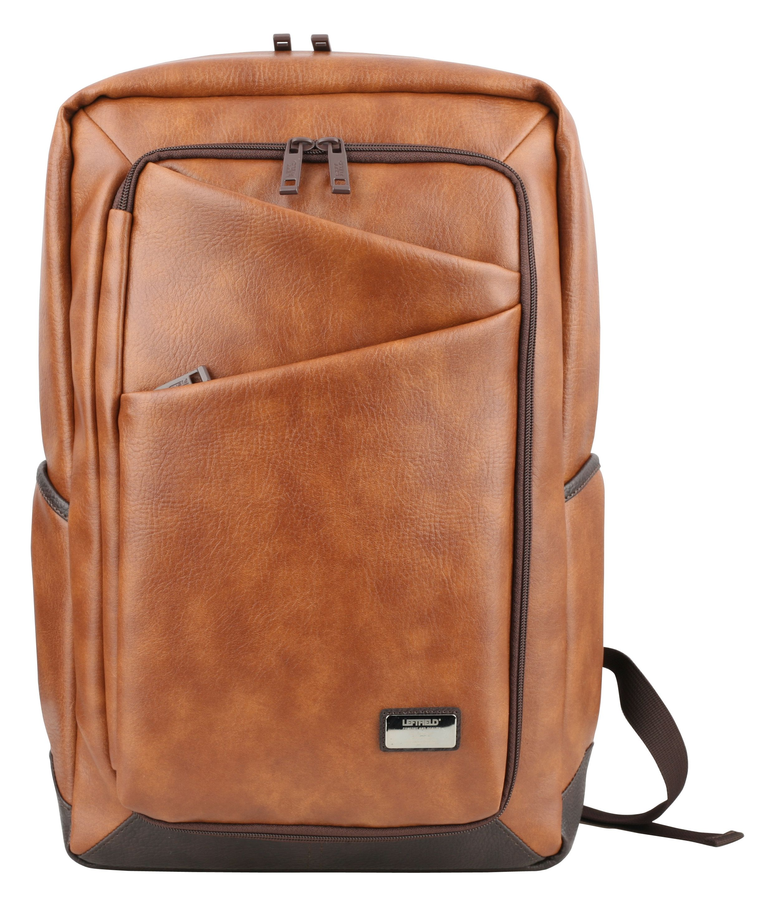 Korean fashion backpacks for men. Vintage style faux leather daypacks for  school 7b0d20a20c534