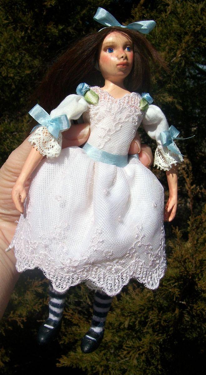 Little 8 inch Alice, now in Spain.
