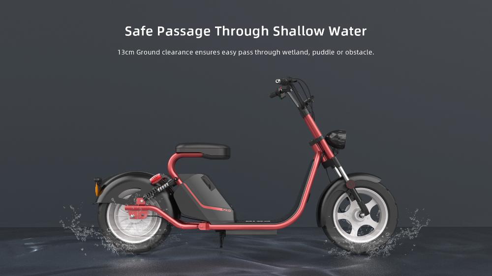 Luqi Electric Harley Car Design Bicycle Design Car Design Bike