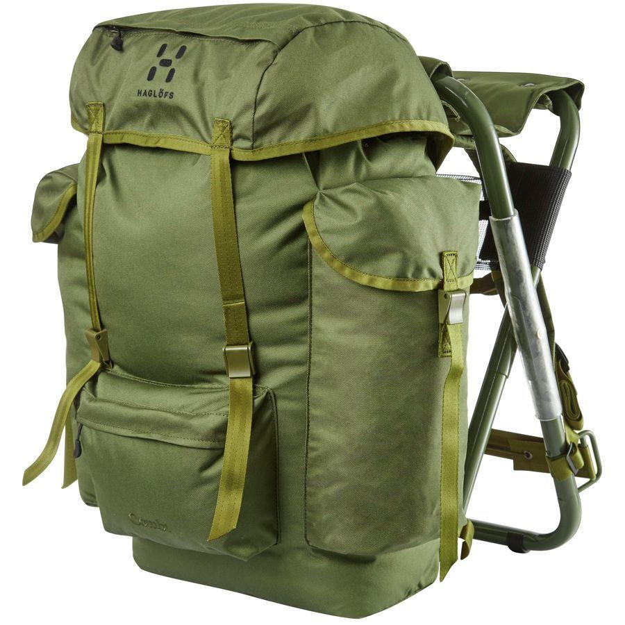 Haglöfs Combi Backpack 2563cu in Juniper Backpacks