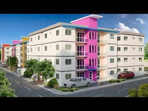 Apartamento 80m2 de 3 habitaciones fidecomiso