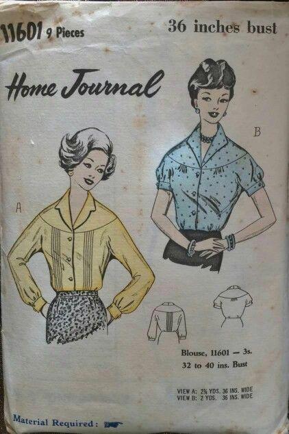 Home Journal 11601 a