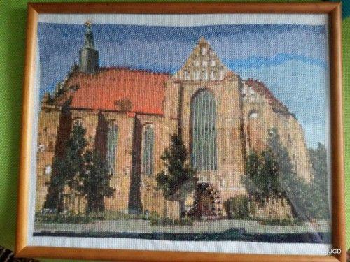 Kirche Bad Wilsnack Galerie Handarbeitsfrau De Kreuzstichclub