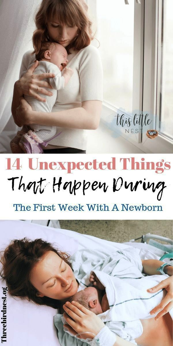To Expect The First Week Home With Your Newborn  This Little Nest  Some really unexpected things happen during the first week home with your newborn Click to read Wh What...