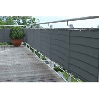 Peddy Balcony Privacy Screen | Wayfair.co.uk