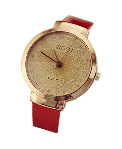 MerryDay Hotsale Woman Elegant Golden Sands Star Small Band Quartz Watch *** Check out the image by visiting the link.(This is an Amazon affiliate link and I receive a commission for the sales)