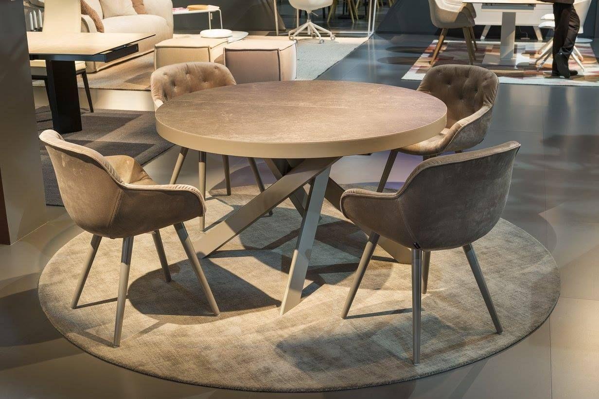 Mara sedie ~ Calligaris tivoli table igloo soft chairs. salone del mobile
