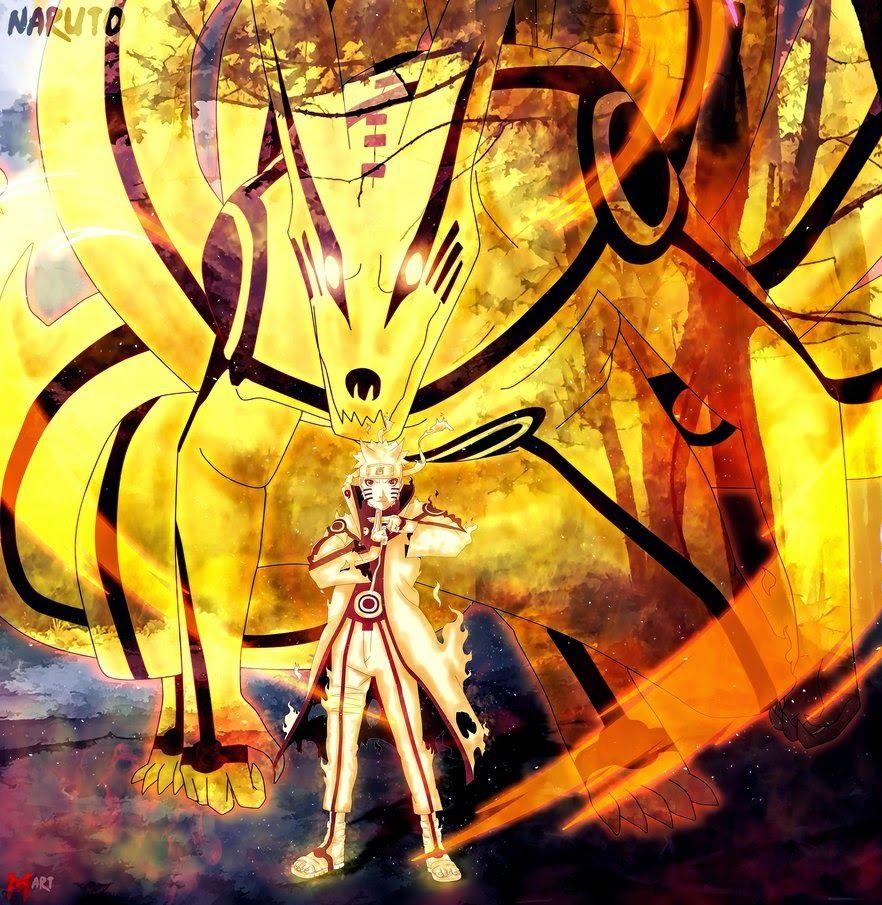 Resultado De Imagen Para Naruto Y Kurama Boruto