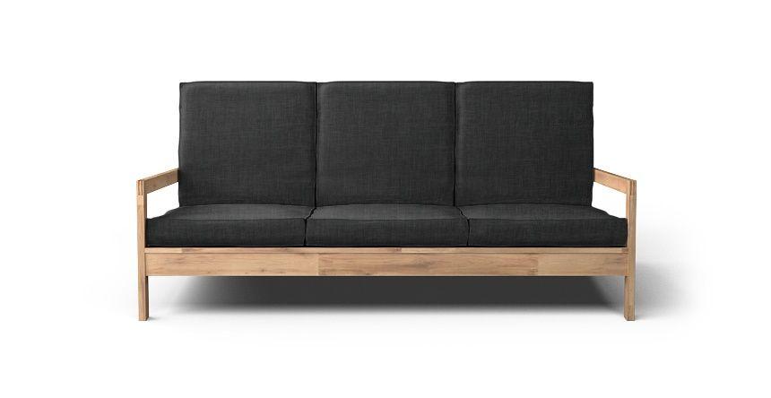 Lillberg 3 Seater Sofa Cover Home Stuff Sofa Covers 3