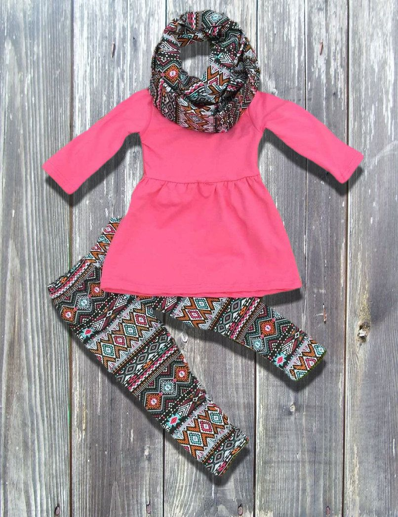 Pink and gold dress for kids  Baby Girl Clothes Lavender Purple Gold Dot Toddler Girl Outfit
