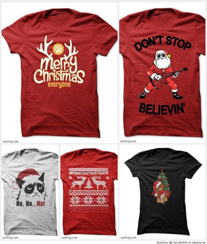 e1eb11aacca Funny Christmas T Shirts - Ugly Christmas Shirt Designs