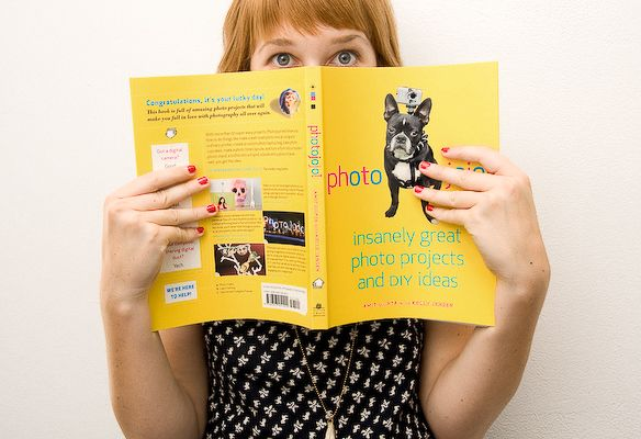 Photojojo! The Book  Insanely Great Photo Projects and DIY Ideas  $21.99