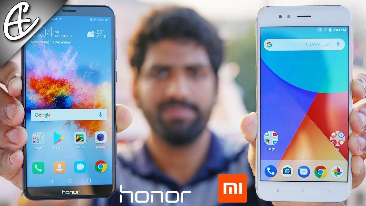 Honor 7X vs Xiaomi Mi A1 - What's Best For YOU? Full Comparison