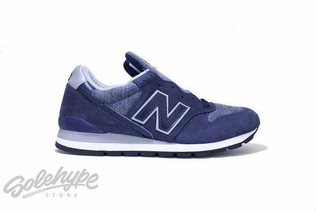 new balance 996 femme navy