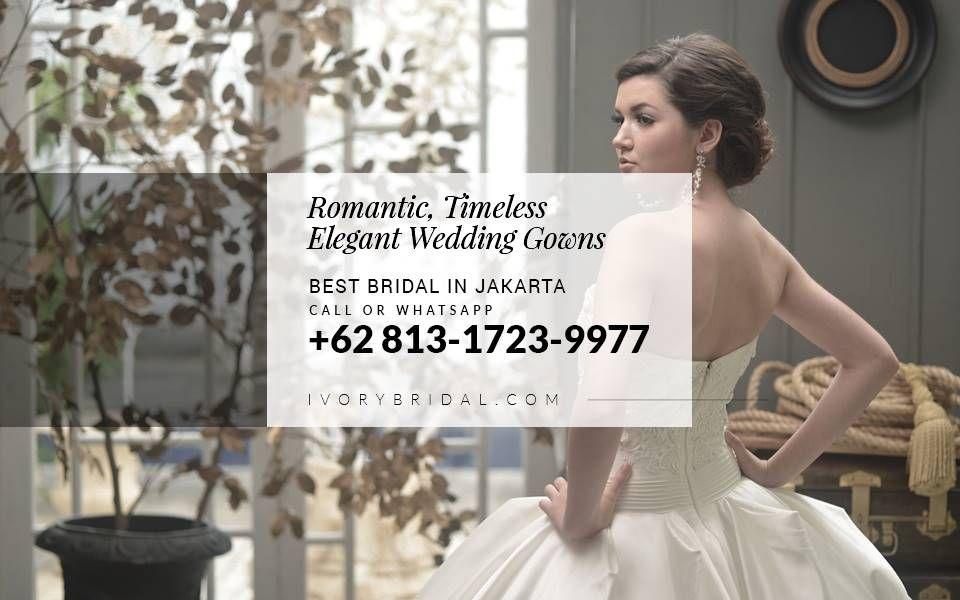 Baju Pengantin Moderen Yang Simpel Bridal Online Jakarta