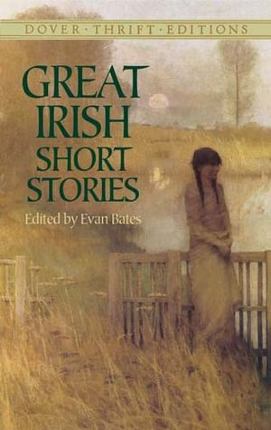 irish short story writers