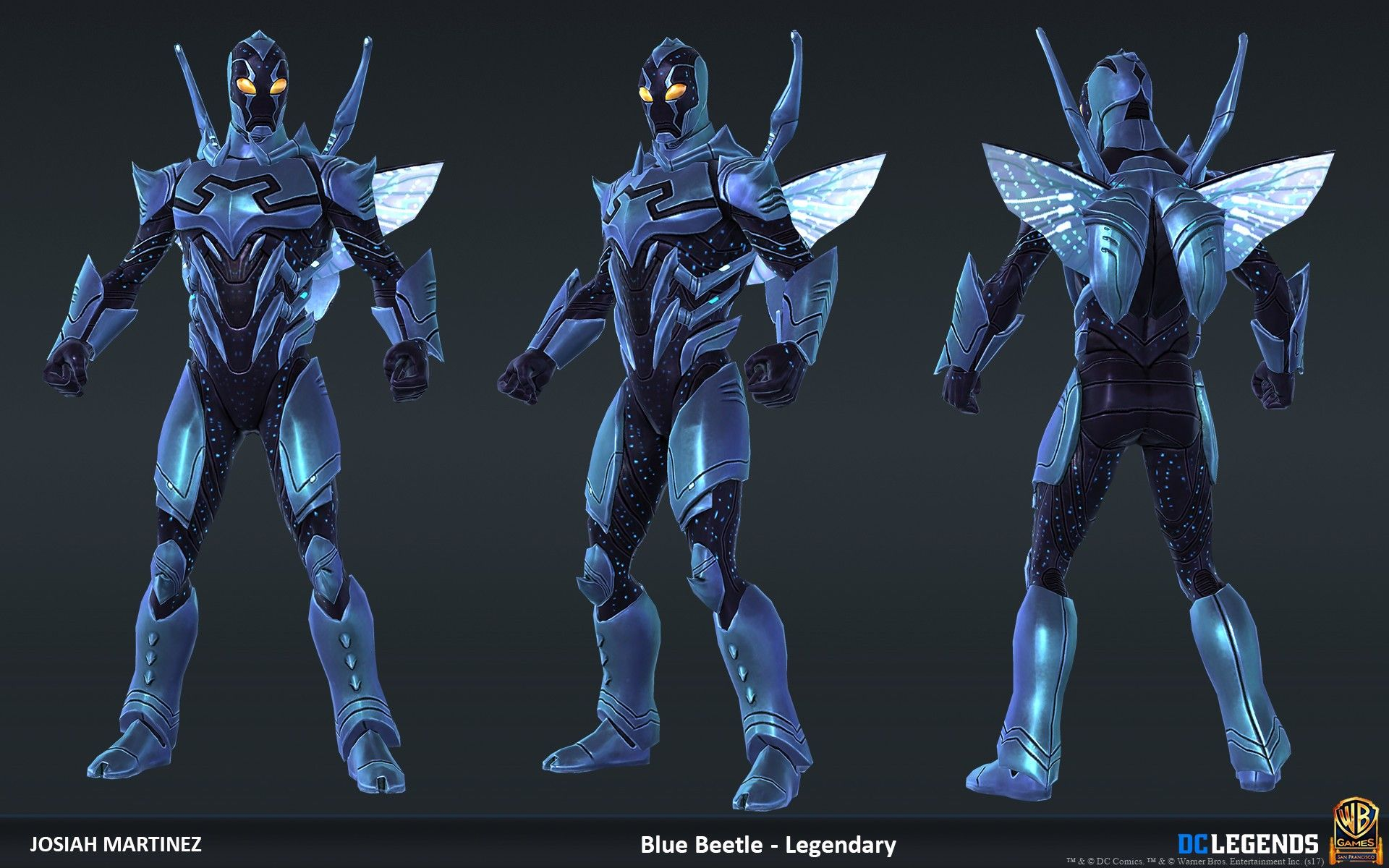 Pin by Mike M on cosplay Character art, Blue beetle