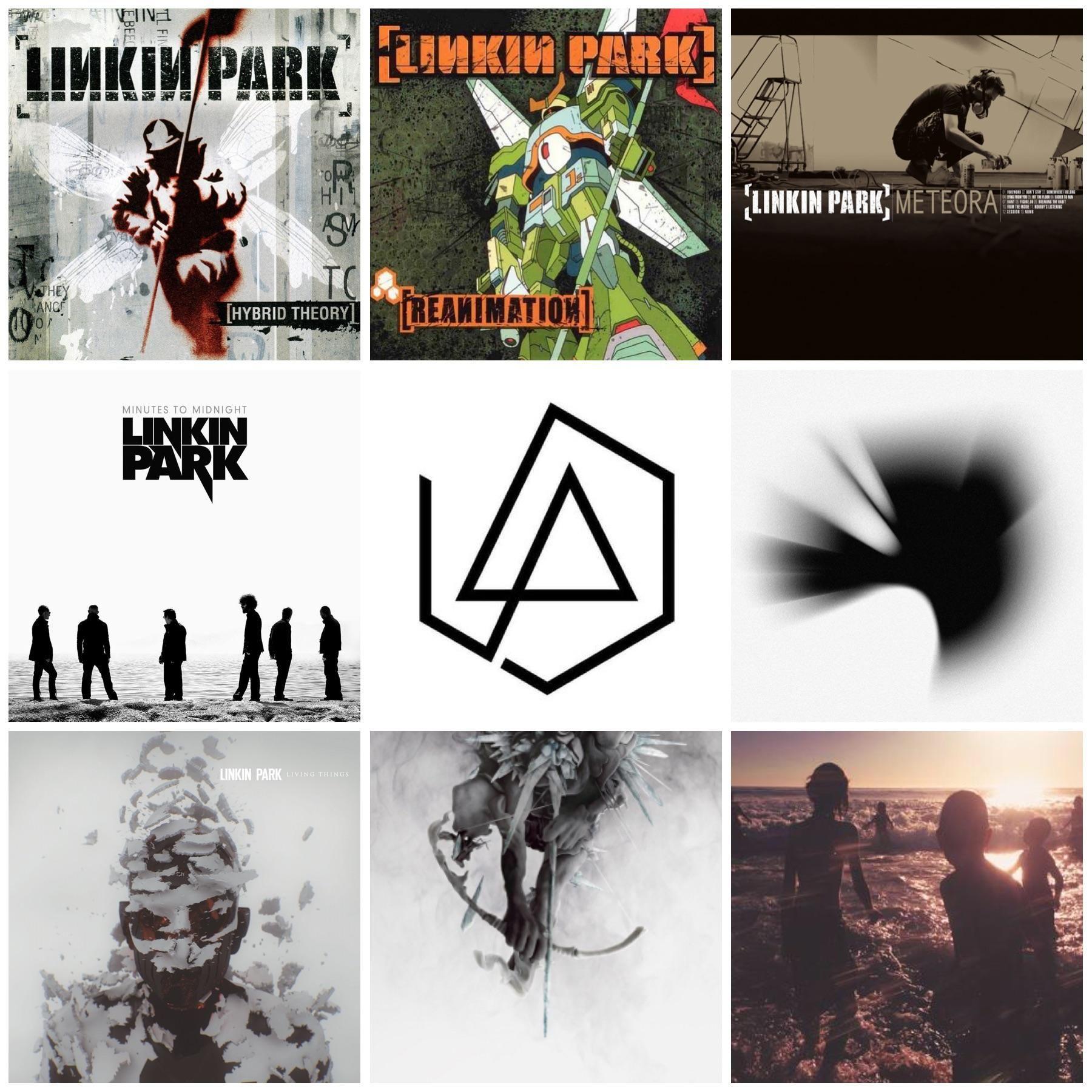 Image Result For Linkin Park Album Cover Linkin Park