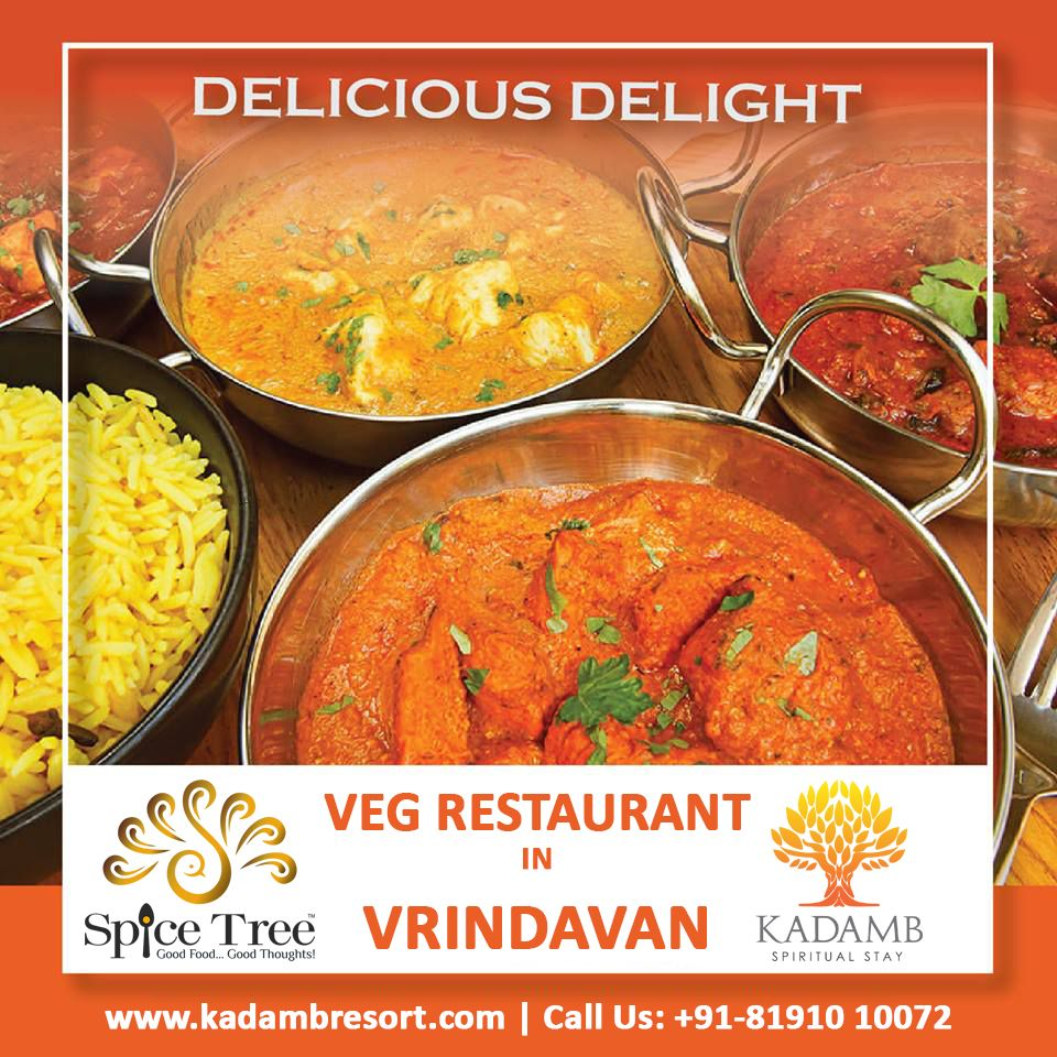 A Typical Pure Veg Restaurant That Serves Quite Decent Food At A