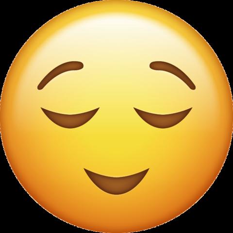Relieved Emoji Free Download Iphone Emojis Cute Emoji Wallpaper Emoji Images Emoji Wallpaper Iphone