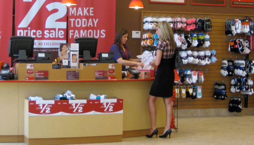 Famous Footwear BOGO 50 off + 15 off! Extreme Couponing - retail sales associate