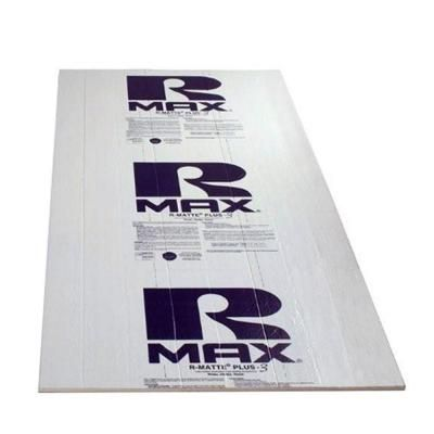 R Matte Rmax R Matte Plus 3 1 2 In X 4 Ft X 8 Ft R 3 2 Polyisocyanurate Rigid Foam Insulation Board 754404 Foam Insulation Board Rigid Foam Insulation Insulation Board
