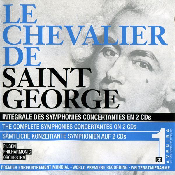 Escuchando «Joseph Boulogne, Chevalier de Saint-George (1745-1799) - Complete Symphonies Concertantes»