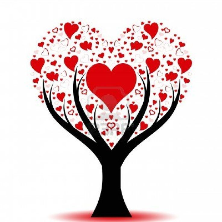 1000+ ideas about Heart Tree on Pinterest | Heart, Paper Hearts ...