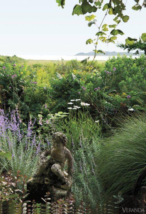 Well-Manicured: Nantucket Garden in 2020 | Formal garden ...