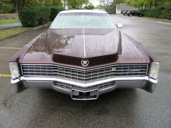 Hemmings Find of the Day – 1968 Cadillac Eldorado | Cadillac ...