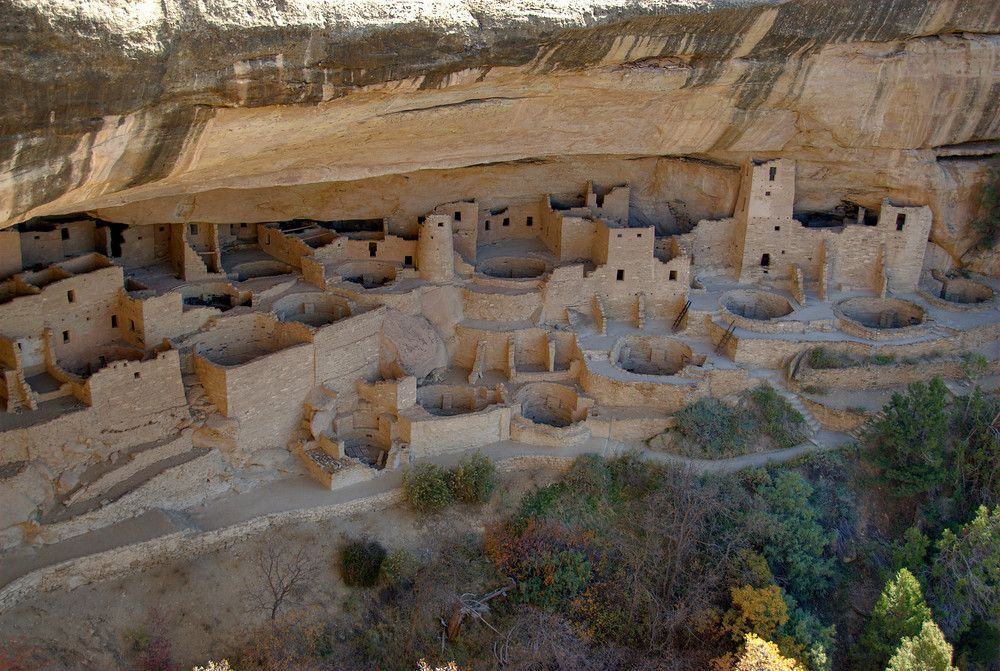 World Heritage Site #103: Mesa Verde National Park, Colorado