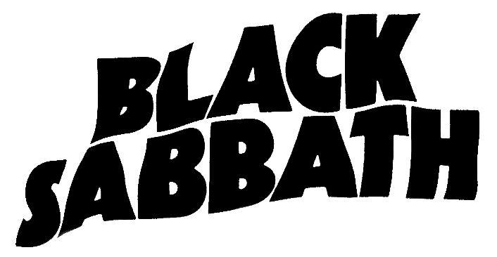 Black Sabbath Band Logo Band Logos Black Sabbath