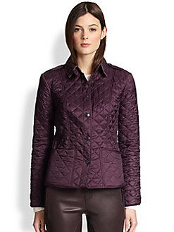Burberry Brit Kencott Quilted Jacket Review   Products   Pinterest ... : burberry brit kencott quilted jacket - Adamdwight.com