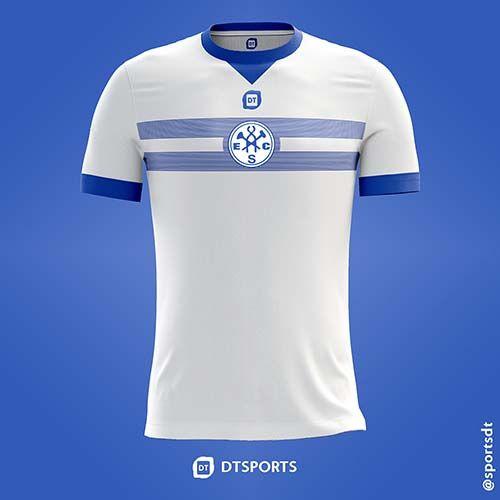 075a30dbc Camisa do Esporte Clube Siderúrgica de Sabará-MG